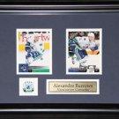 Alexander Burrows Vancouver Canucks 2 Card Frame