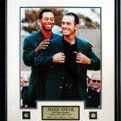 Mike Weir Tiger Woods Green Jacket 8x10 Frame