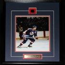 Dale Hawerchuk Winnipeg Jets signed 8x10 frame