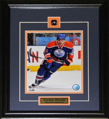 Jordan Eberle Edmonton Oilers 8x10 frame