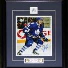 Jake Gardiner Toronto Maple Leafs signed 8x10 frame