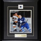 Bobby Orr & Dave Keon 8x10 frame