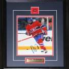 PK Subban Montreal Canadiens signed 8x10 frame