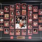 Michael Jordan Upper Deck Tribute card set frame