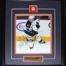 Mark Scheifele Winnipeg Jets signed 8x10 frame