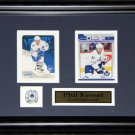 Phil Kessel Toronto Maple Leafs 2 Card Frame
