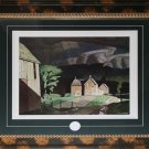 Passing Storm - 1938 Canada Art frame