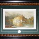 Mist, Rain, and Sun - 1958 Canada art frame