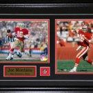 Joe Montana San Francisco 49ers 2 photo frame
