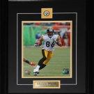 Hines Ward Pittsburgh Steelers 8x10 frame