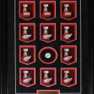Detroit Red Wings Stanley Cup Panini Cards frame
