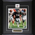 Bo Jackson Oakland Raiders 8x10 frame
