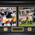 Ben Roethlisberger Pittsburgh Steelers 2 photo frame