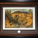 Autumn on York River - 1959 Canada art frame