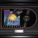 Def Leppard music album Record frame