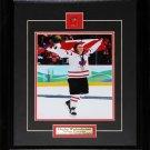 Hayley Wickenheiser 2010 Team Canada Men's Gold 8x10 frame