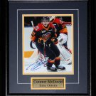 Connor McDavid Erie Otters signed 8x10 frame
