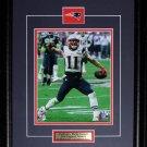Julian Edelman New England Patriots Superbowl XLIX 8x10 frame