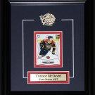 Connor McDavid Erie Otters Single Card Frame