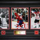 Paul Henderson Wayne Gretzky Sidney Crosby Canada's Greatest Goals 3 Photo frame