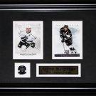Anze Kopitar Los Angeles Kings NHL 2 card frame