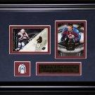 Matt Duchene Colorado Avalanche NHL 2 Card frame