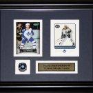 Paul Henderson Toronto Maple Leafs 2 card frame