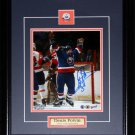 Denis Potvin New York Islanders signed 8x10 frame