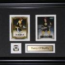 Terry O'Reilly Boston Bruins 2 card frame