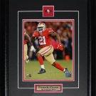 Frank Gore San Francisco 49ers 8x10 frame