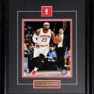 Lebron James Cleveland Cavaliers 8x10