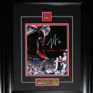 Terrence Ross Toronto Raptors signed 8x10 frame