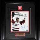 Steve Yzerman Detroit Red Wings Stanley Cup signed 8x10 frame