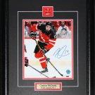 Connor McDavid Team Canada Juniors signed 8x10 frame