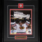 Corey Crawford Chicago Blackhawks 2013 Stanley Cup 8x10 frame
