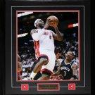 Lebron James Miami Heat 16x20 frame