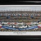 2016 Winter Classic Montreal Canadiens vs. Boston Bruins Gillette Stadium Panora
