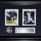 Josh Donaldson Toronto Blue Jays 2 card frame