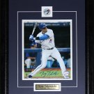 Troy Tulowitzki Toronto Blue Jays signed 8x10 frame