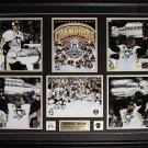 2016 Pittsburgh Penguins Crosby Malkin Kessel Murray 6 Photograph Frame