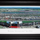 Daytona International Speedway NASCAR racing panorama frame