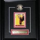 Jonas Valanciunas Toronto Raptors single card frame