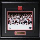 2016 Team Canada World Cup Hockey Champions 8x10 frame
