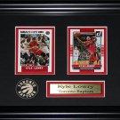 Kyle Lowry Toronto Raptors 2 card frame