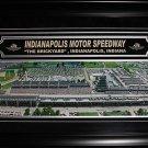Indianapolis Motors Speedway NASCAR racing deluxe panorama frame
