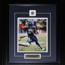 Marshawn Lynch Seattle Seahawks signed 8x10 frame