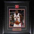 Amir Johnson Toronto Raptors signed 8x10 frame