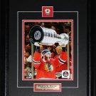 Patrick Kane Chicago Blackhawks 2015 Stanley Cup 8x10 frame