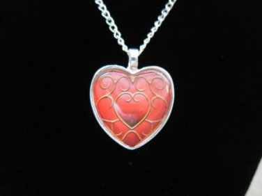 The Legend of Zelda Piece of Heart Necklace - Heart Container - Link's Health