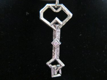 The Hobbit: Thorin's Key Necklace